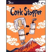 Cork Stopper by Kreis Magic - Trick